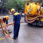 Ra mắt dịch vụ hút bể phốt tại xã Đại Bái