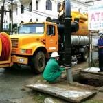 Chuyên hút bể phốt tại xã Đồng Kỵ